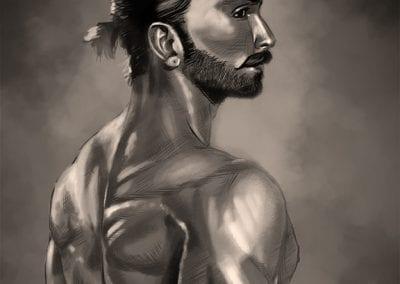 ranveer singh portrait