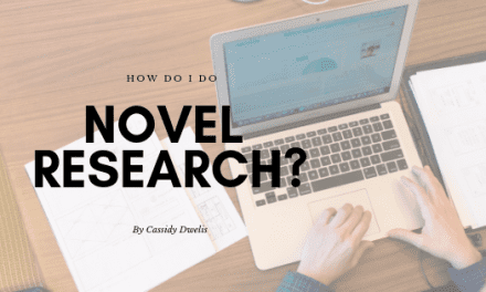How do I do research for my novel?