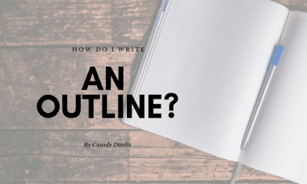 How do I write an outline?