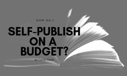 How do I self-publish on a budget?
