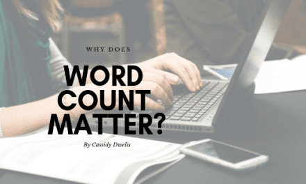 Why does word count matter when writing a novel?
