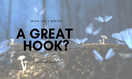 How do I write a great hook for my book?