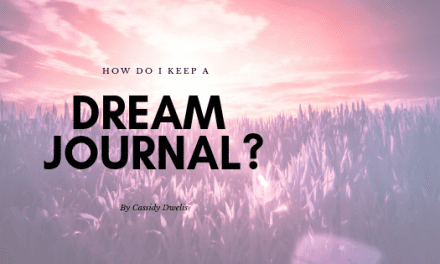 Is keeping a dream journal useful as a writer?