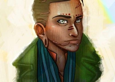 Chahaya Portrait