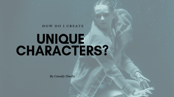 How do I create unique characters?