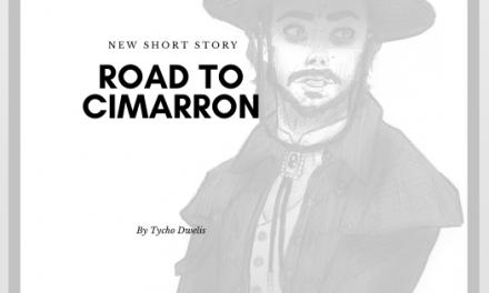 Road to Cimarron – A Modestus McDoon Story